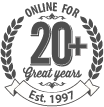 On-line for 20 Years
